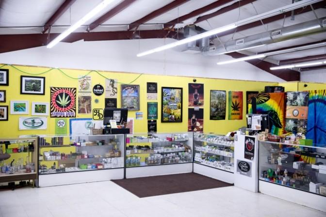 Washington marijuana sales see 'border effect' from Oregon's new recreational market